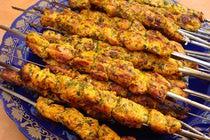 Was koch ich heute: Marokkanische Grillspieße leicht gemacht