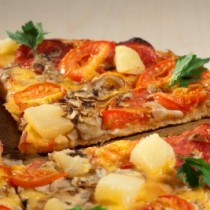 Pizza Rezept wie in Italien